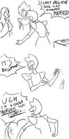 101 Ways Pink Diamond Could've Been Shattered: 029 by LittleSnaketail