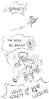 101 Ways Pink Diamond Could've Been Shattered: 035 by LittleSnaketail