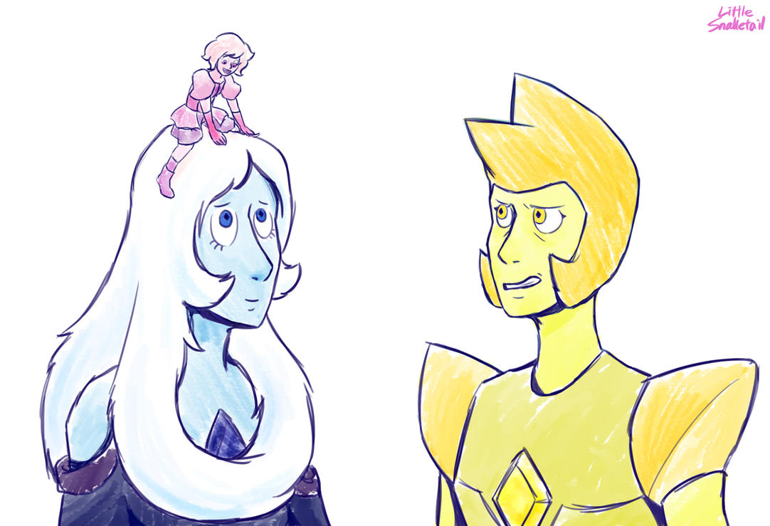 Albeit slowly Steven Universe (C) Rebecca Sugar/CN