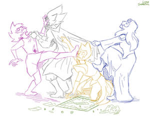 101 Ways Pink Diamond Could've Been Shattered: 040