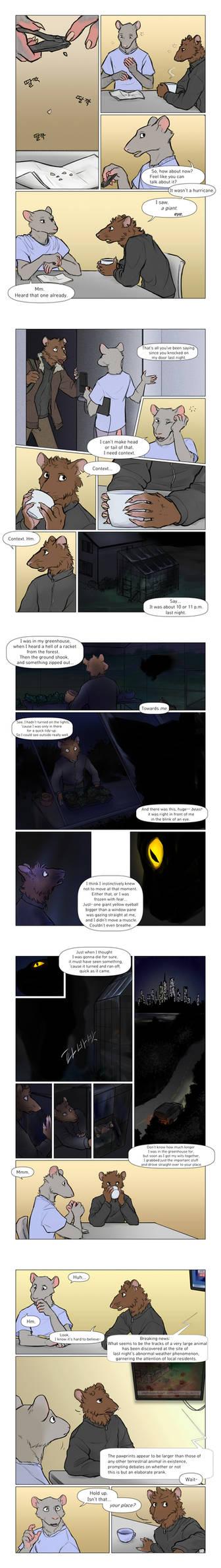Assignment - Comic