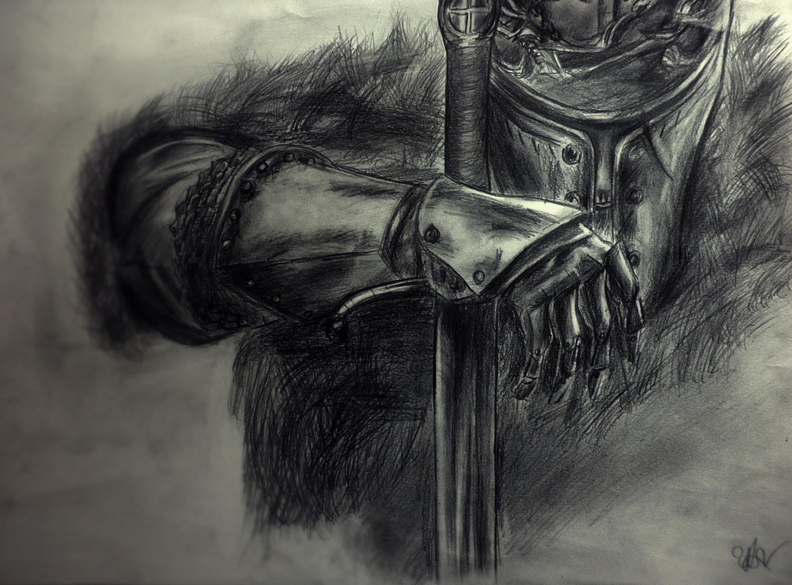 Dark Souls 2 by Kaiserinferno