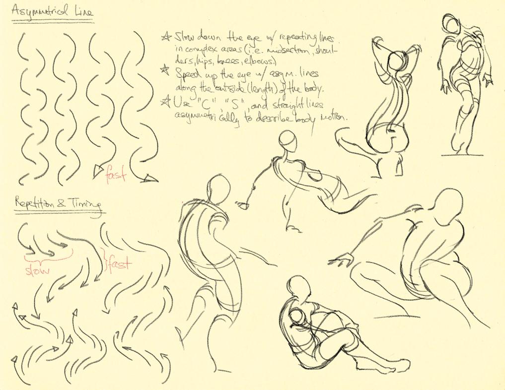 Hampton p.6-13: Gestures by theThirdCartel