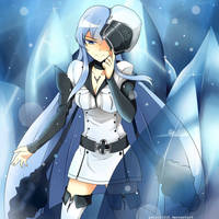 General Esdeath (Esdese) by panjol1212