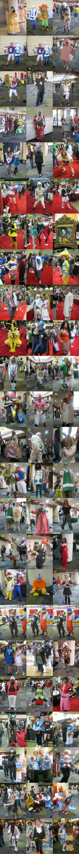 MegaCon 2011 - Saturday 1 by NezuKunoichi