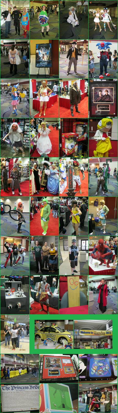 MegaCon 2012 Friday