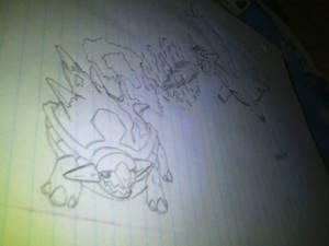 Pokemon - TorterraVsSalamence WIP