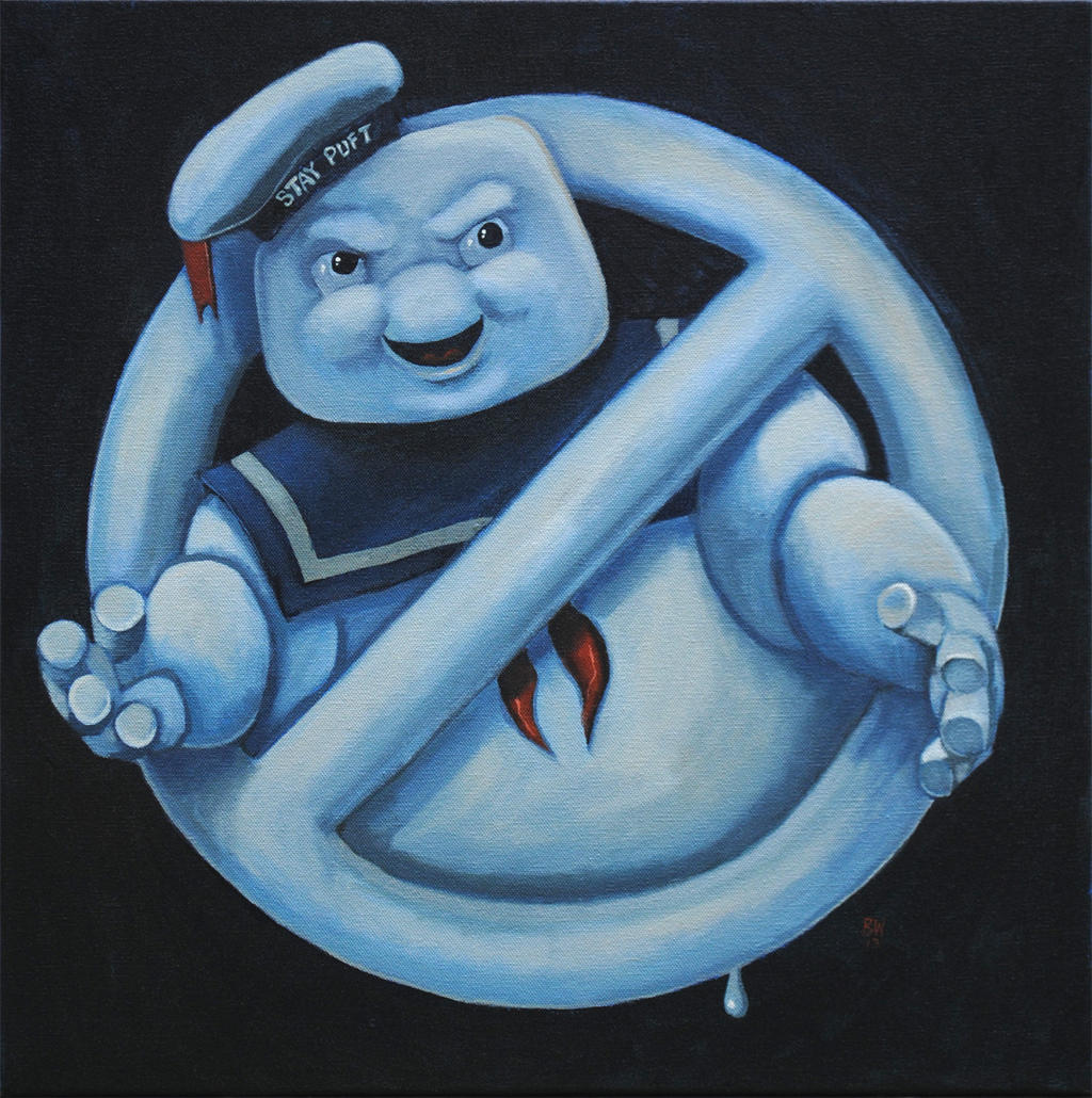 Bustin' (marshmallow version) by Bewheel