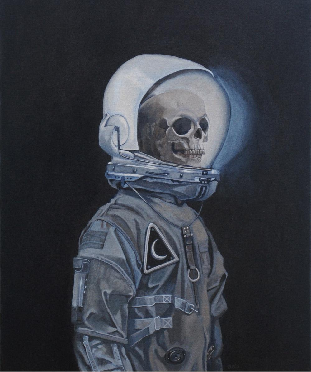 Moon Ghost by Bewheel
