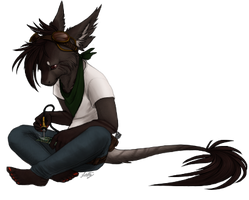Uriah by firecomet626