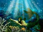 Haunt of a mermaid by mudukrull
