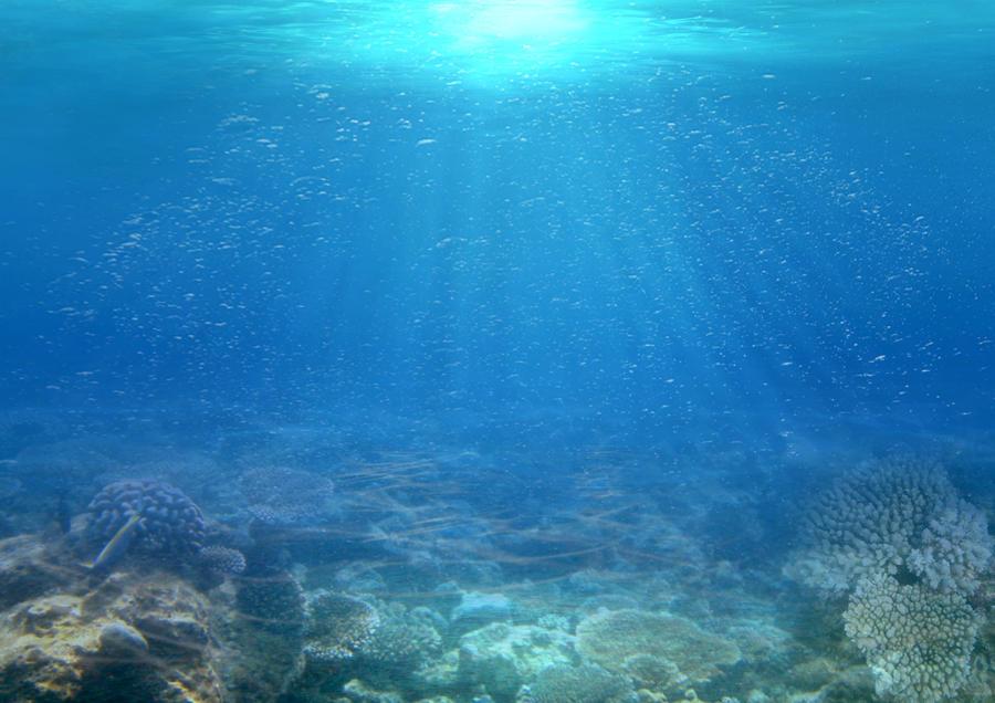 deep blue sea 3 by mudukrull