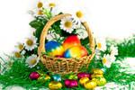 Easter Baskets by mudukrull