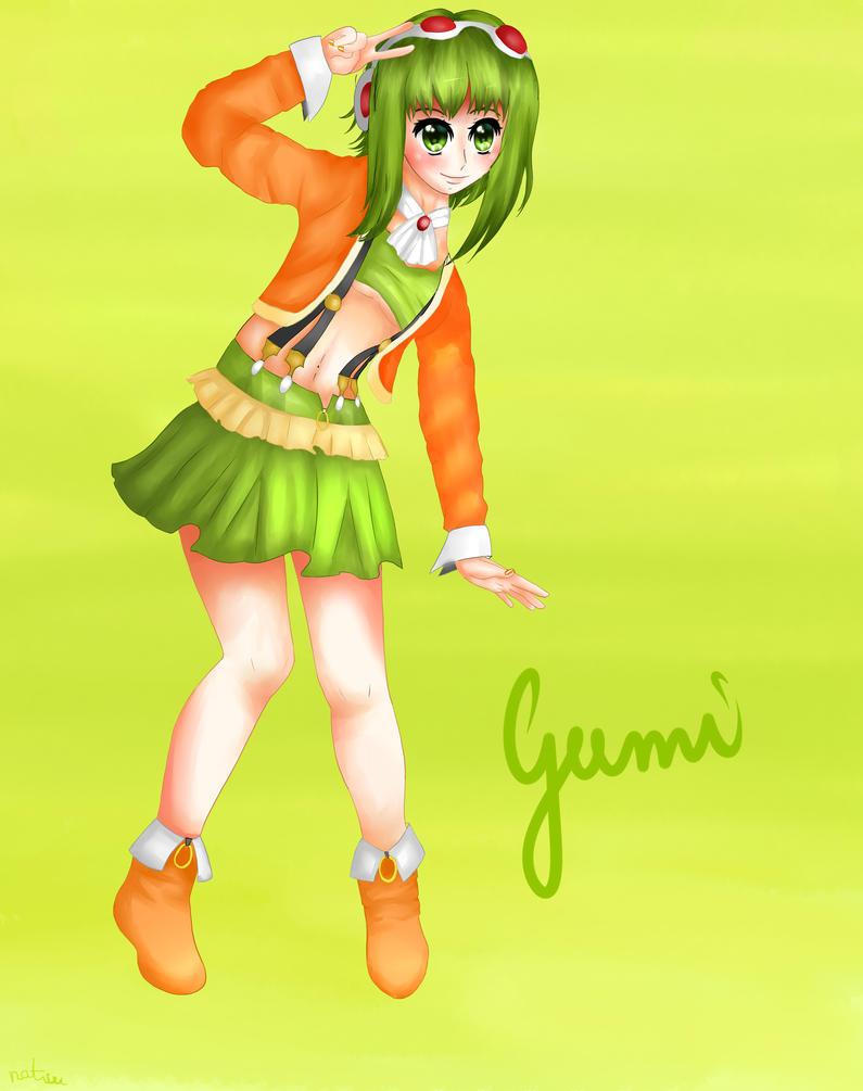 -GUMI- by naitsuko
