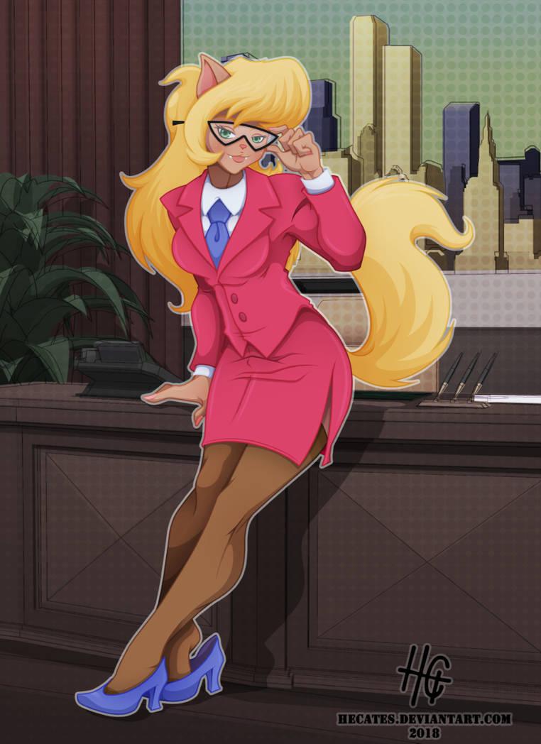 Deputy Mayor Calico (Callie) Briggs