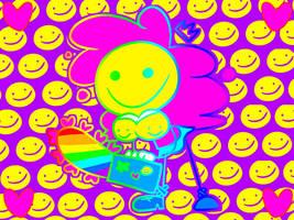 Smiley Babe by stevensunday