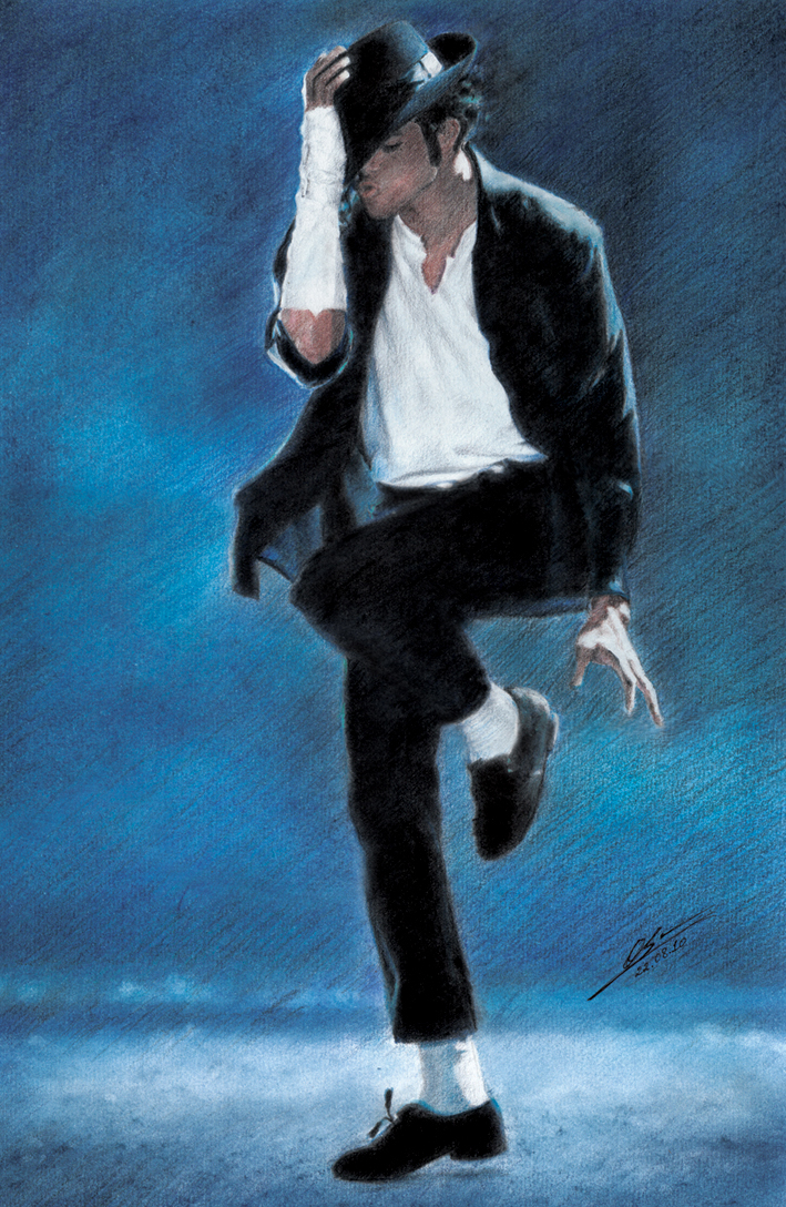MJ by olgy