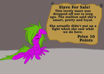 Slave/Pony For Sale! by Peaches122898