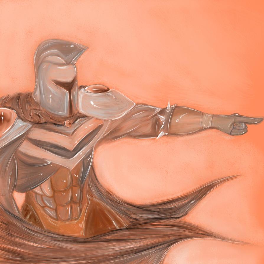 A General by Flayne12