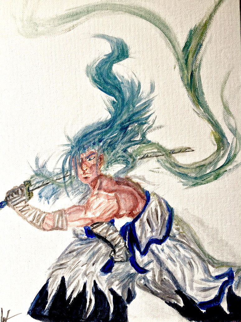 Samurai  by Flayne12