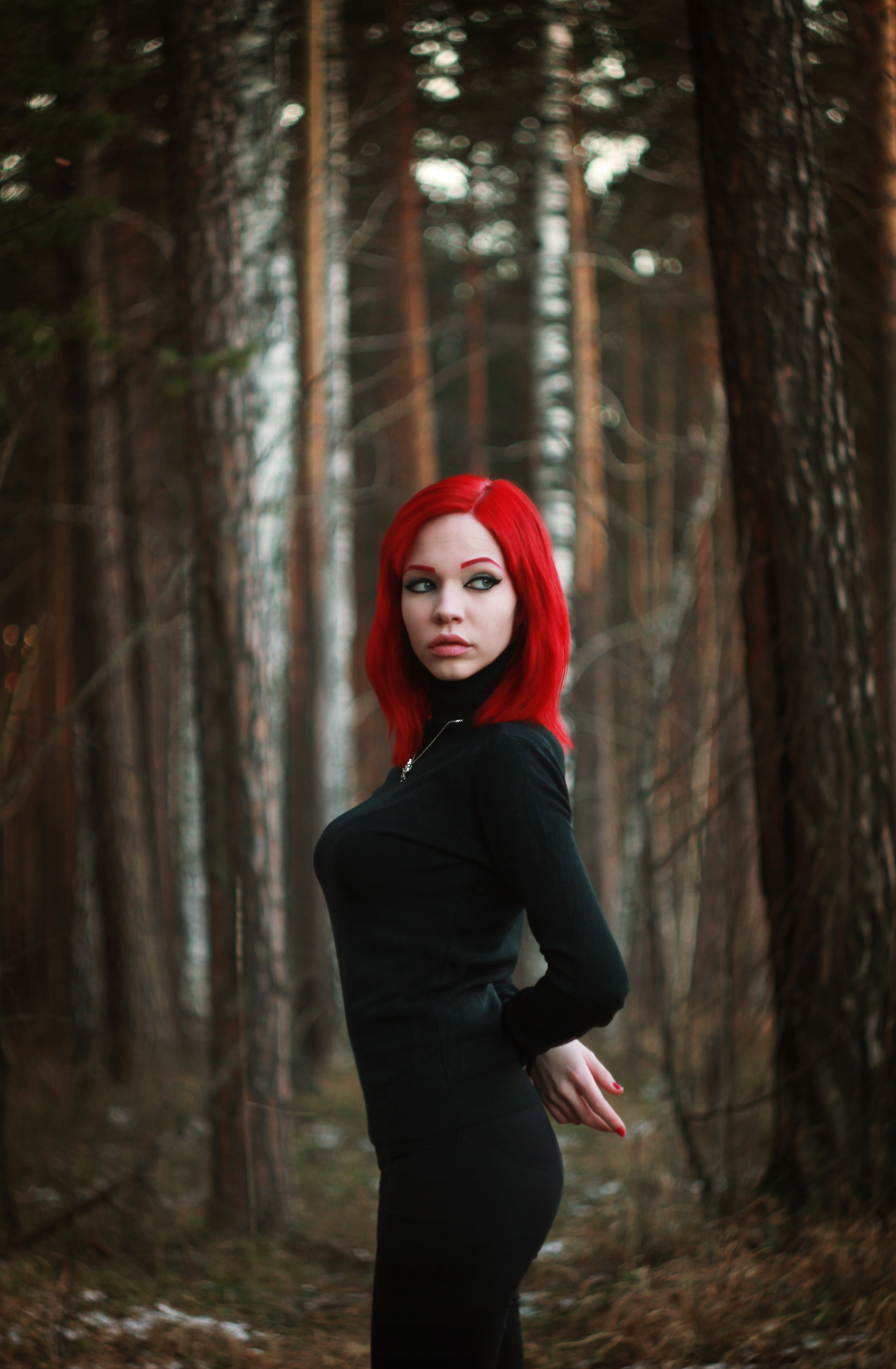 Forest by YulchaNyan