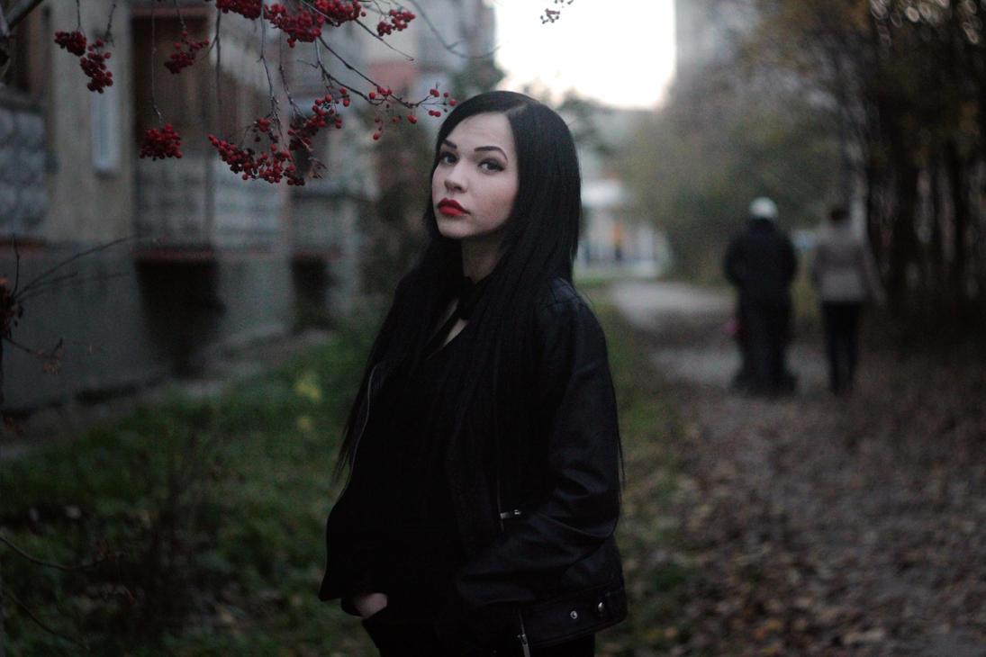 Evening by YulchaNyan