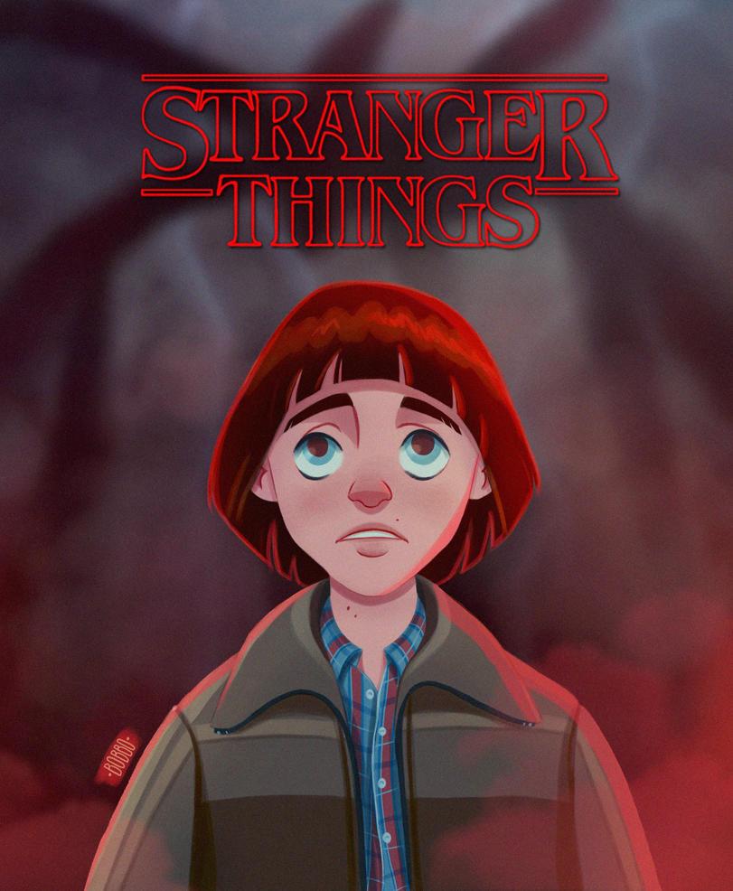Stranger things by BorislAva33