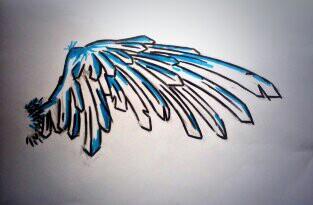 Angel Wing by Darkevor