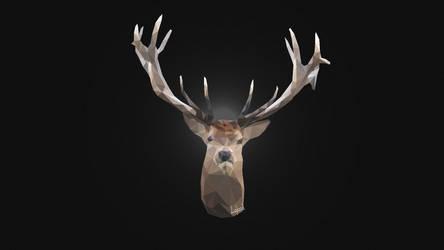 Deer - LowPoly
