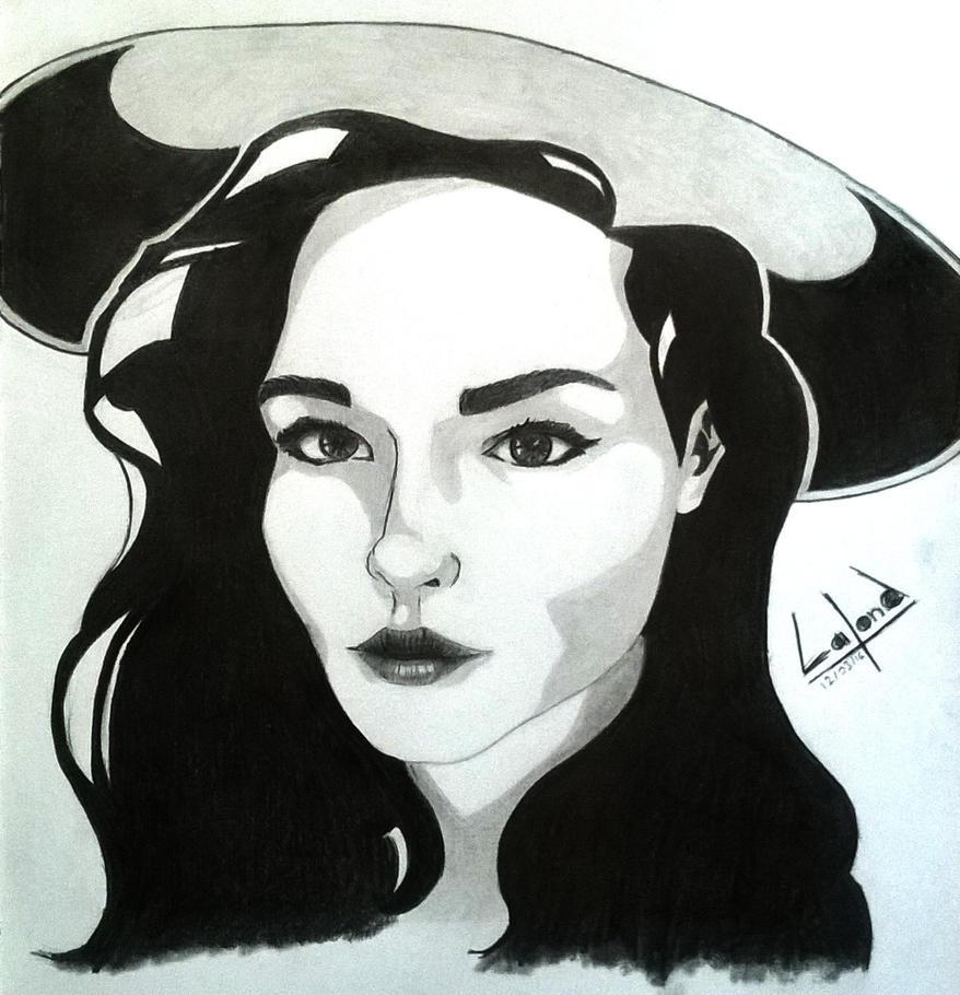Portrait by Darkevor