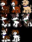 Paw Patrol Adoptables