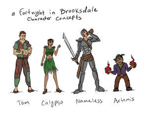 Character Concepts 1