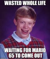 Mario 65 by SkekMara
