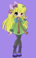 Chloe (Colored) by SkekMara