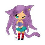 Kitty Kai (Colored)