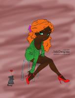 Jasmine (colored)