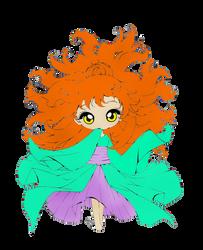 Suki (colored) by SkekMara