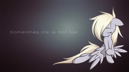 Life isn't fair by AvareQ