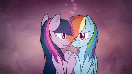 For your eyes only - TwiDash wallpaper by AvareQ