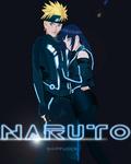 Naruto x Hinata- TRONcrossover
