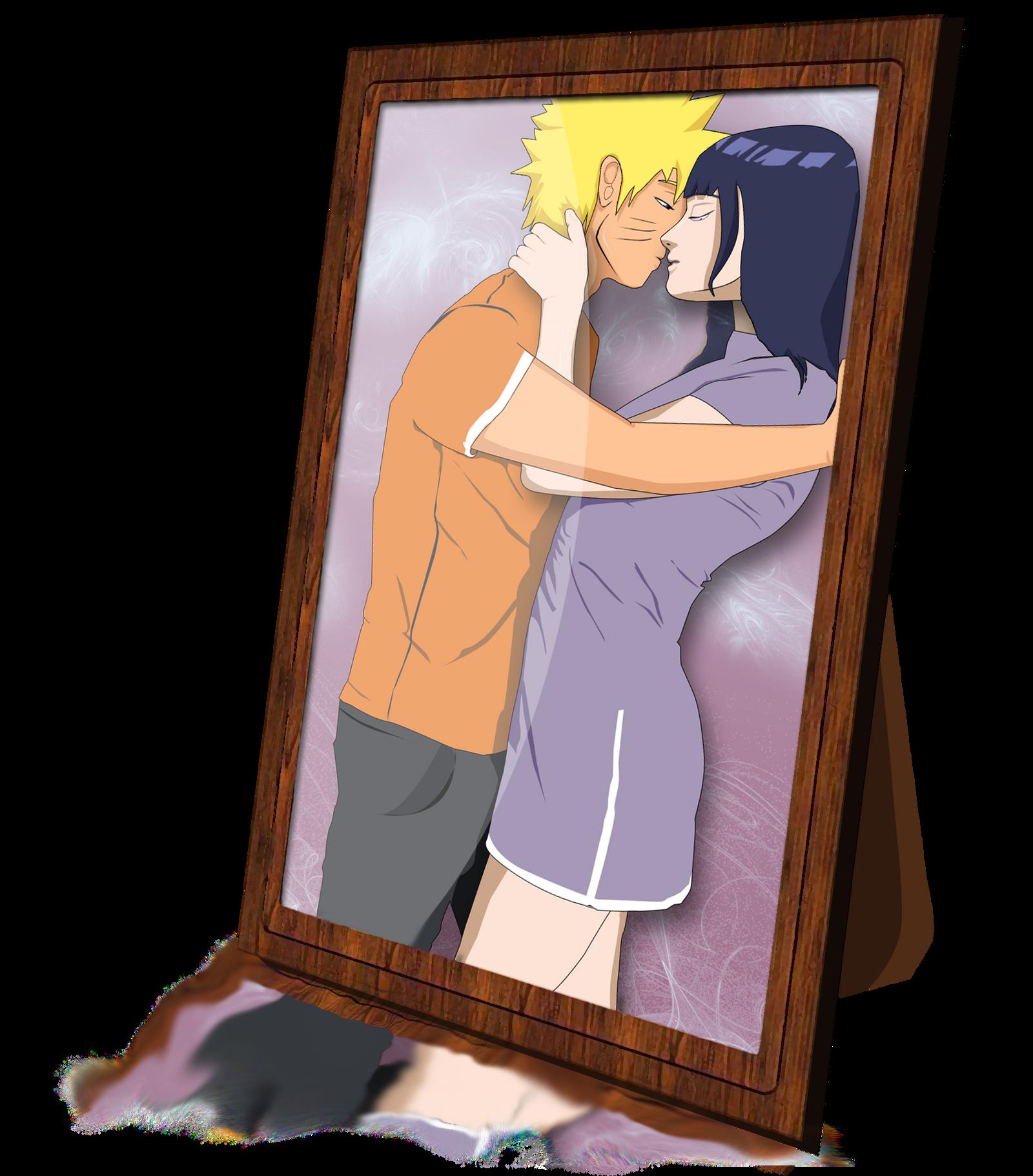 Naruto x Hinata by UnreaLPiXel