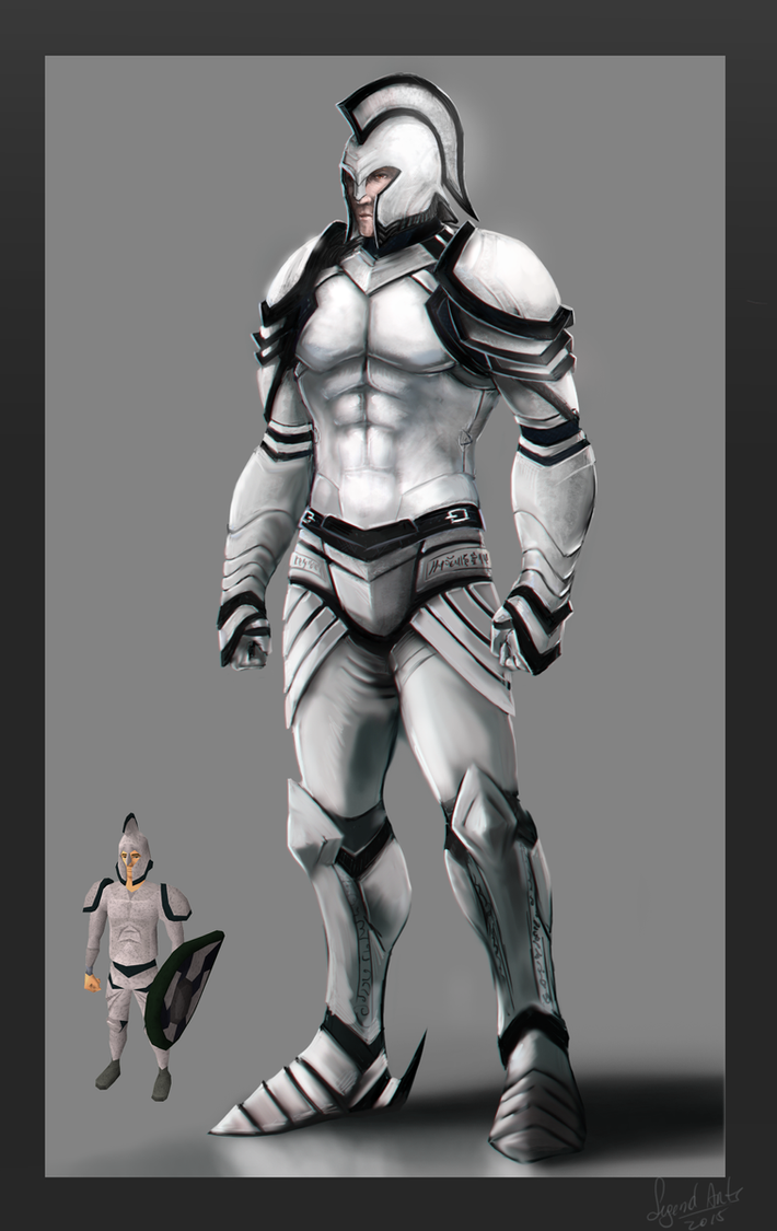 Third age armour melee by Valhelsing2
