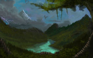 the Lost world of the Dragonkin