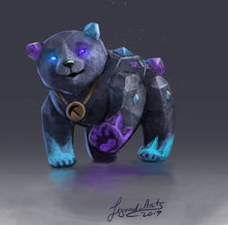 Mining pet 2.0 by RS-LegendArts