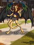 Gargoyle Me