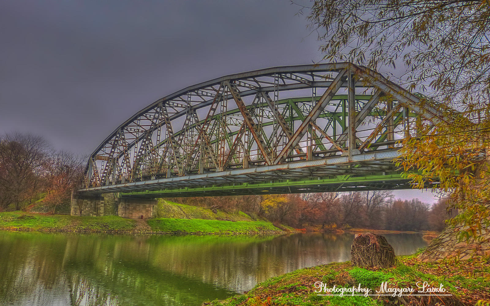 hdr old bridge and - photo #42