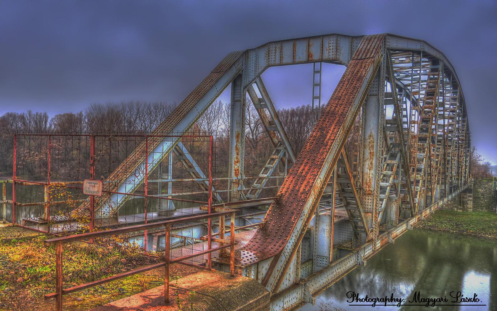 hdr old bridge and - photo #41