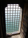 LS prisonner window by lounalovegood-stock