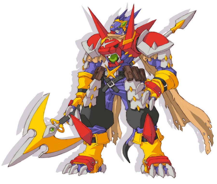 Gumdramon new evolution by Gibson147792Gumdramon Evolution