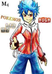 Quick Draw: B2W2 Rival Hugh